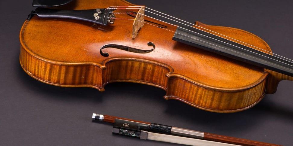 De vioolmaker